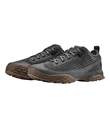 - The North Face One Trail Dark Shadow Grey/Zinc Grey Mens Running Size 10M