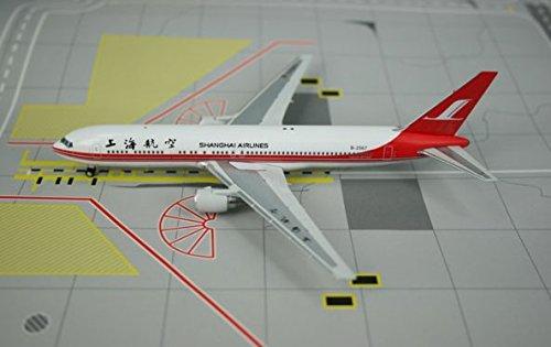 Shanghai Airlines (Shanghai Airlines B767-300 ~B-2567 (1:400); PH4CSH613)