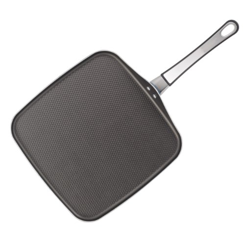 Farberware High Performance Nonstick Aluminum 11-Inch Square Griddle, Black by Farberware (Image #2)