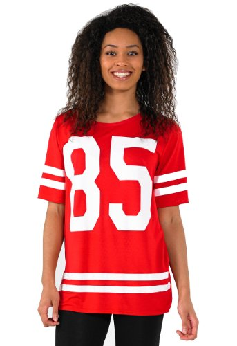Crazy Girls Womens 85 Printed American Football Varsity - Import It All d398df8e3