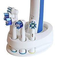 Portacepillos de dientes compatible con Oral-B para 5