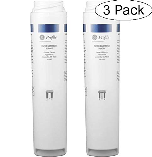 Thrее Расk White 8.50 x 2.00 x 2.00 inches General Electric GE Profile FQROPF Reverse Osmosis Replacement Filter Set