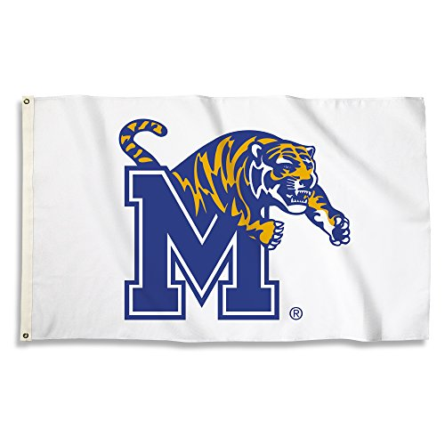 - NCAA Memphis Tigers 3 X 5 Foot Flag with Grommets