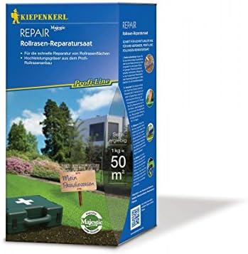 Kiepenkerl Profi Line Repair Rollrasen-Reparaturset | 1Kg Rollrasenreparatur