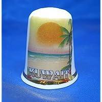 Birchcroft - Dedal Coleccionable (Porcelana), diseño de Kuwait
