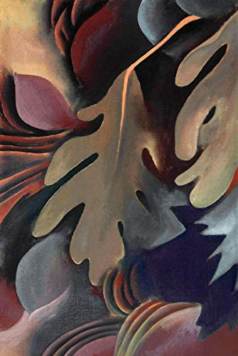 - Georgia O'Keeffe Leaves Under Water 1922 Private Collection 30
