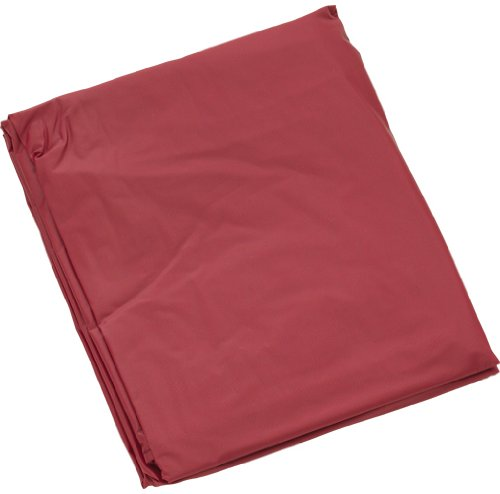 8-Feet Vinyl Pool Table Cover, Red