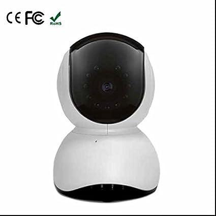 P2P Sistema de alarma inalámbrica cámara IP con detector de movimiento y mandos a distancia para