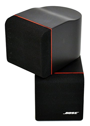 BOSE DOUBLE CUBE SPEAKER 1st/gen.REDLINE BLACK[1ea]