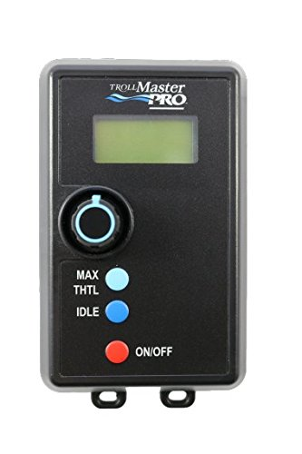 TrollMaster TM213DPRO TrollMaster Pro Throttle and Steering Control - Mercury 8 & 9.9 Tiller