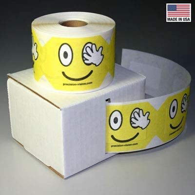 Temporary Eye Patch for Kids (Roll of 250 Patches)