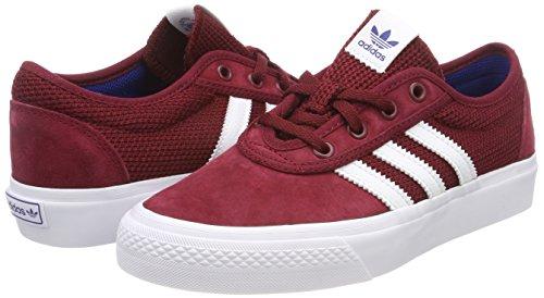 Zapatillas Unisex de 000 adidas Skateboarding Ftwbla Reauni Adulto Rojo Buruni Adiease B75nqng