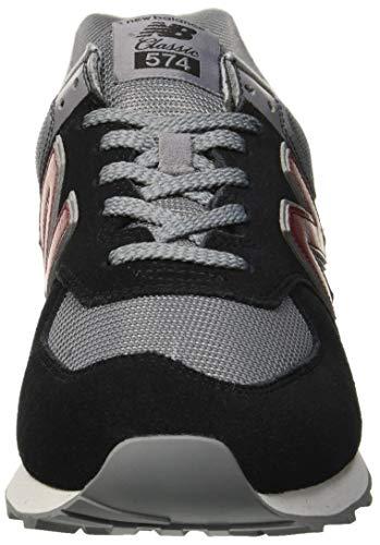 Nero nb New black Sneaker Uomo Balance Esu Scarlet 574v2 ZYHZI