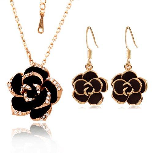 Yoursfs-collar-chapado-en-oro-con-encaje-cristal-y-marrn-0-negro-flor-y-pendientes-sets-para-los-mujeres-conjuntos