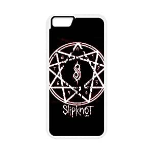 iPhone6 Plus 5.5 inch phone cases White Slipknot Phone cover PQS5170226