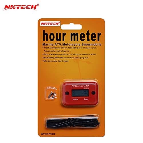 Top Hour Meter Gauges