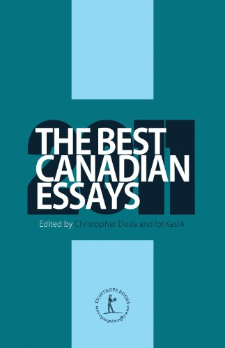 best canadian essays 2011 The best canadian essays 2012 [ray robertson, christopher doda] on amazoncom free shipping on qualifying offers unique and informative, these essays take a hard look at the state of canadian literature today by exploring independent publishing.