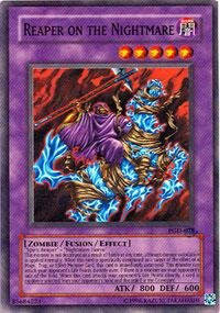 Yu-Gi-Oh! - Reaper on the Nightmare (PGD-078) - Pharaonic Guardian - 1st Edition - Super Rare ()