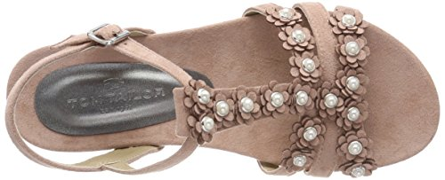 Rose 4892203 Pink Femme Tom Tailor Old Salomés 5nPnYF