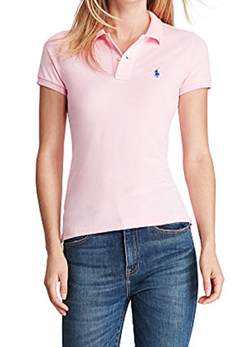 release date: 8c7f6 94559 Ralph Lauren Polo Damen Poloshirt The Skinny Polo