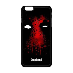 "Danny Store Hardshell Cell Phone Cover Case for New iPhone 6 Plus (5.5""), Deadpool"