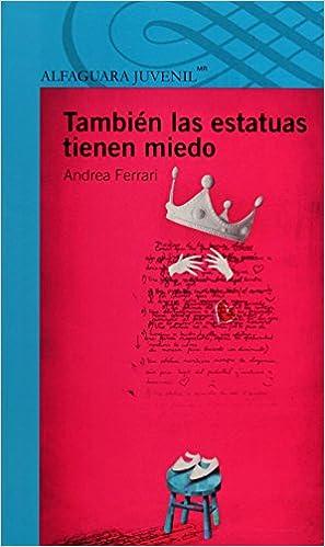 Book También las estatuas tienen miedo (Spanish Edition)