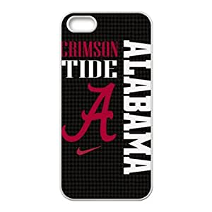 Alabama Crimson Tide Cell Phone Case for iPhone 5S