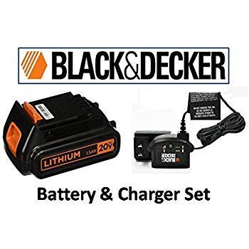 Amazon.com: Black and Decker 90590282 - Cargador estándar de ...