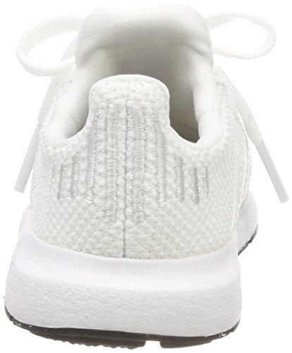 adidas Swift Run I, Zapatillas de Deporte Unisex Niños Blanco (Ftwbla/Balcri/Negbas 000)