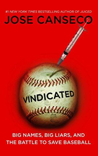 Ramirez Mlb Baseball - Vindicated: Big Names, Big Liars, and the Battle to Save Baseball
