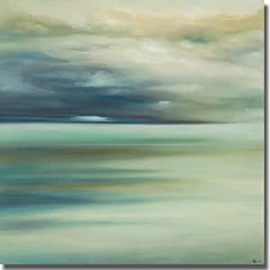 Scape 108 by KC Haxton Premium Stretched Canvas (Ready to Hang)