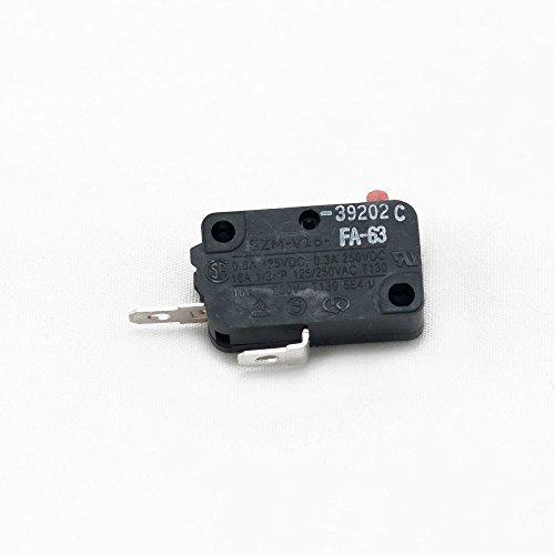 Lg 3B73362F Microwave Micro-Switch Genuine Original Equipment Manufacturer (OEM) Part