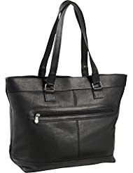 Le Donne Leather 16 Laptop Business Tote