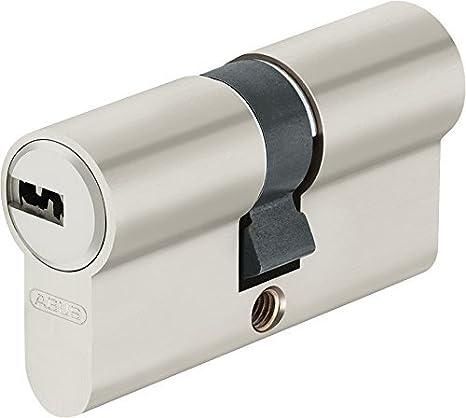 ABUS EC550 - Bombín cilíndrico para puerta (largo 35/45mm, incluye 5 llaves): Amazon.es: Bricolaje y herramientas