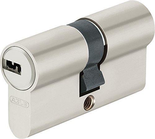a//b ABUS EC550 Cylindre de serrure 35//45mm c=75mm SKG ** certifi/é avec 5 cl/és