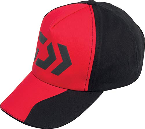Daiwa - Fishing Cap Black Et Red - CAP14AF: Amazon.es: Deportes y ...