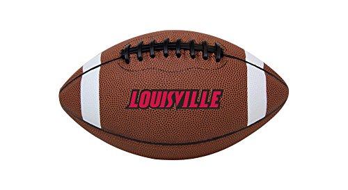 Jarden Sports Licensing NCAA Louisville Cardinals Football, Pee Wee, Brown
