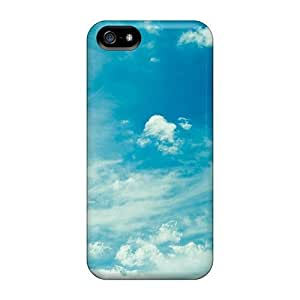 phone covers BestSellerWen High-end Case Cover Protector For iPhone 5c(sky)