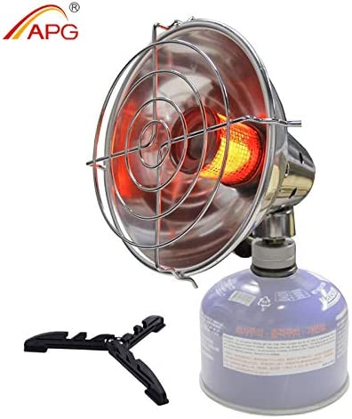 APG Portable Gas Heater Outdoor Warmer Propane Butane Tent Heater Camping