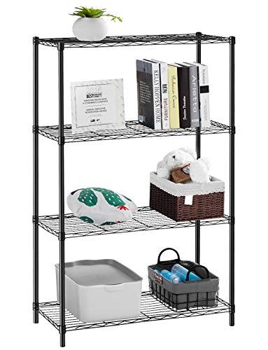 AOOU Shelf 4-Tier Shelving Unit, 29