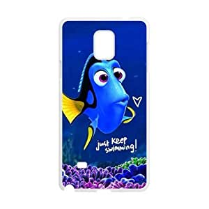Turtle Rock blue lovely fish Cell Phone Samsung Galasy S3 I9300 hjbrhga1544