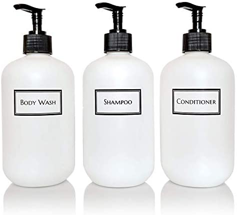 Artanis Home Silkscreened Shampoo Conditioner product image