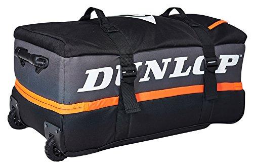 Dunlop Schlägertasche Performance Wheeley Travel Bag, schwarz, 43 x 80 x 33 cm, 114 Liter, 817201