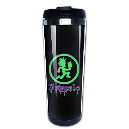Juggalo Hatchet Man Travel Thermos Stainless Steel Coffee...