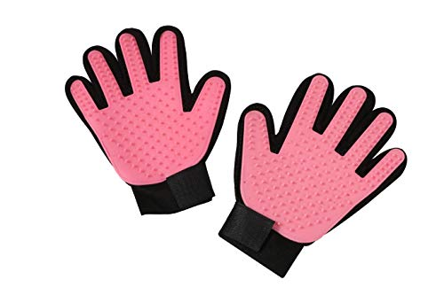 TDF'S Product Pet Grooming Gloves