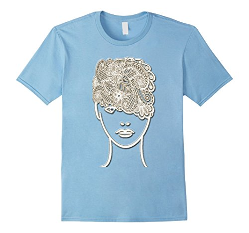 Xl Ladies Baby Doll T-Shirt - 8