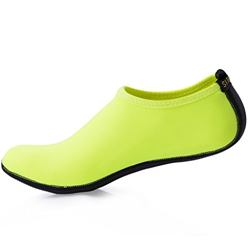 Shoes Water Shoes Adults SITAILE Surf Green Socks Unisex Beach Shoes Kids Barefoot Yoga Aqua Skin Swimming UxzBvx
