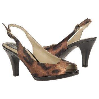 cheetah print dress shoes - 7
