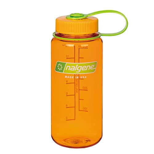 Nalgene Tritan 16oz Wide Mouth BPA-Free Water Bottle