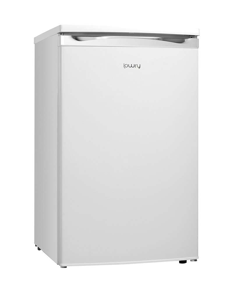 Lowry LUCFZ50W Under Counter Freezer, 50 cm, White [Energy Class A+]